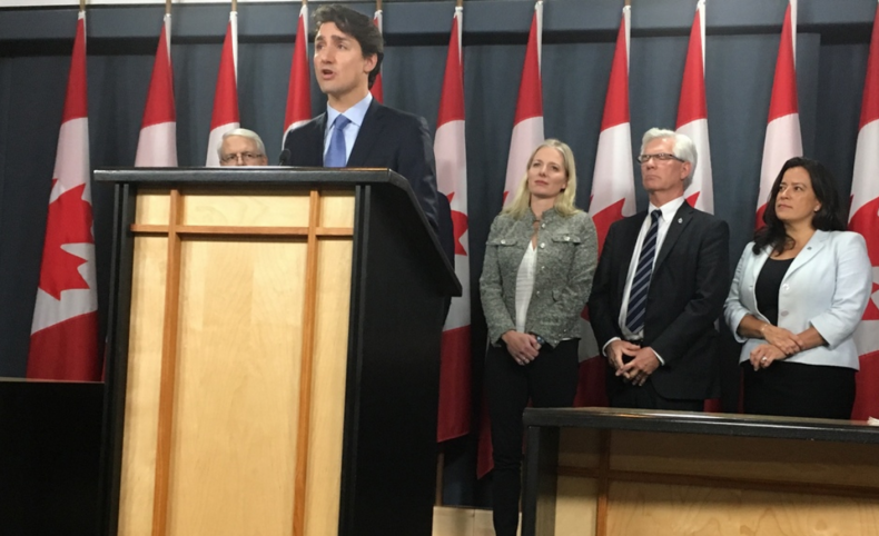 Did Justin Trudeau Win His 2019 Re-Election With The Kinder Morgan Trans-Mountain Pipeline?