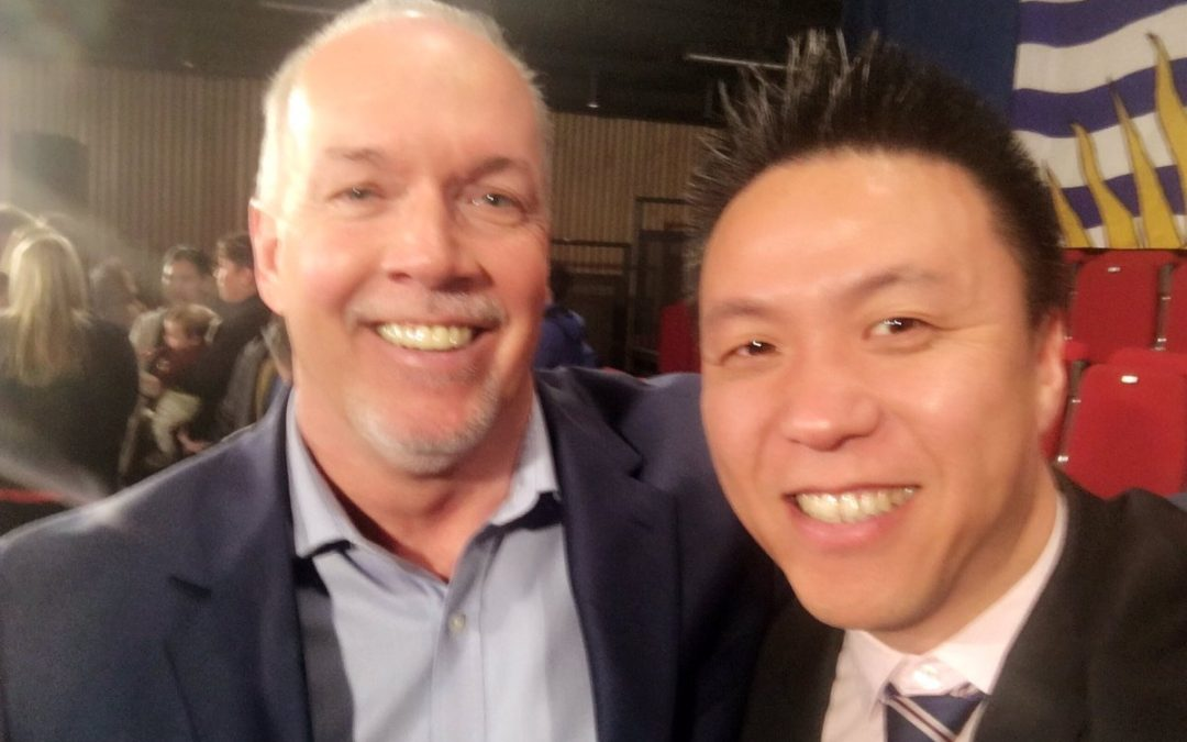 """The BC Liberals Are Disrespecting the Chinese Newcomer Community When They Bring Up The Term '十年浩劫' (10 Year Period of Chinese Cultural Revolution)"" – James Wang (BC NDP Candidate For Vancouver-Langara)"