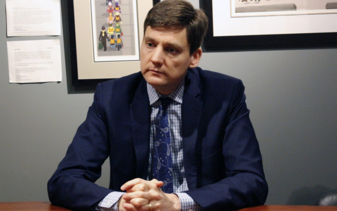 Full Interview with David Eby (BC NDP Candidate for Vancouver-Point Grey)
