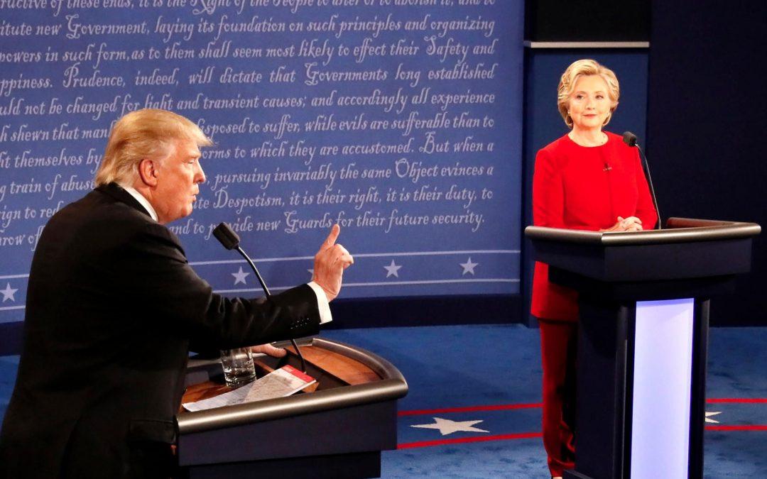 檄文共欣赏,奇葩自陶醉—从威斯康辛州的演讲看特朗普的竞选策略改变 |纽威评论 #美利坚
