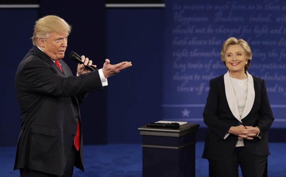 喜剧和悲剧:2016年美国总统大选第二场辩论 | 纽威评论 #美利坚 #就是聊政治!
