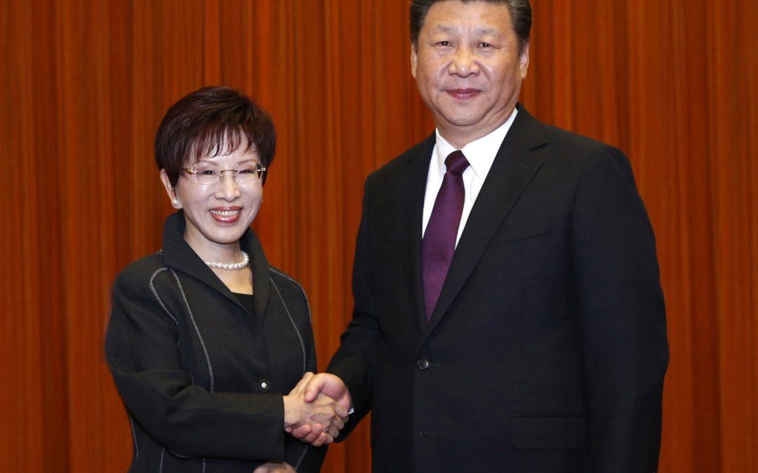 习洪会:洪秀柱路线将葬送国民党的未来|纽威评论 #台湾演义 #就是聊政治!