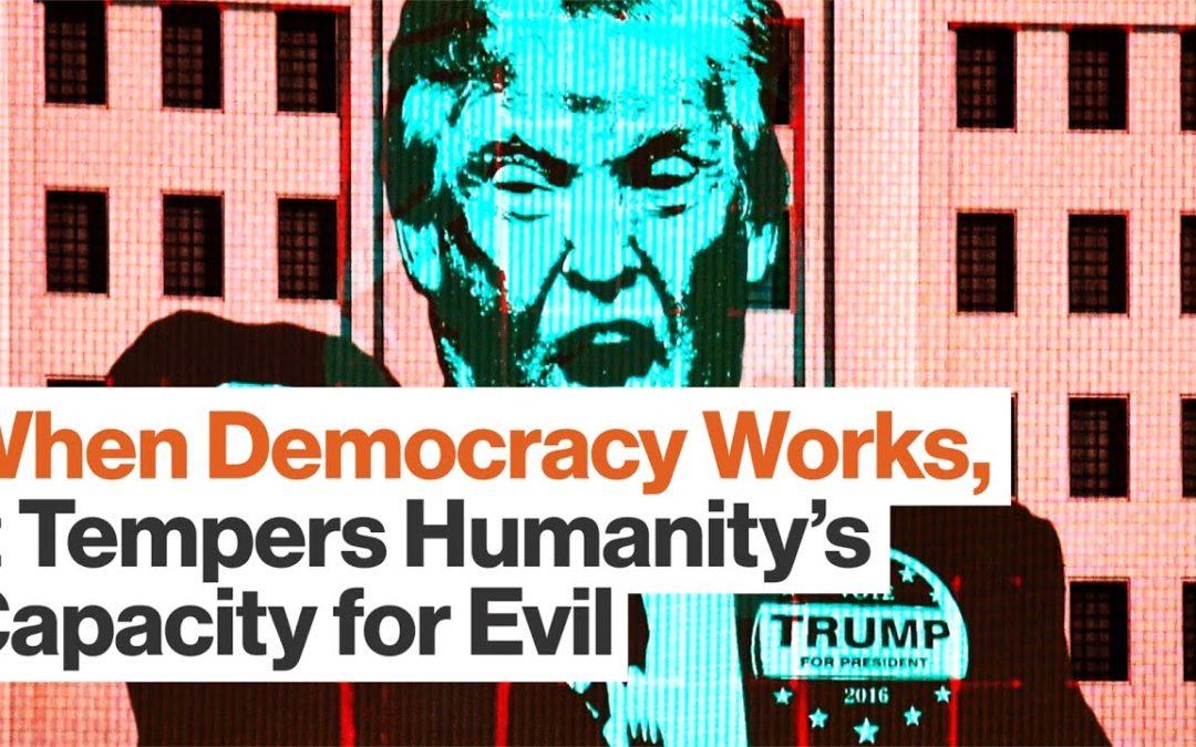 两个美国的对决与两个政党的尴尬:2016年美国总统大选结果分析 | 纽威评论 #美利坚 #就是聊政治!