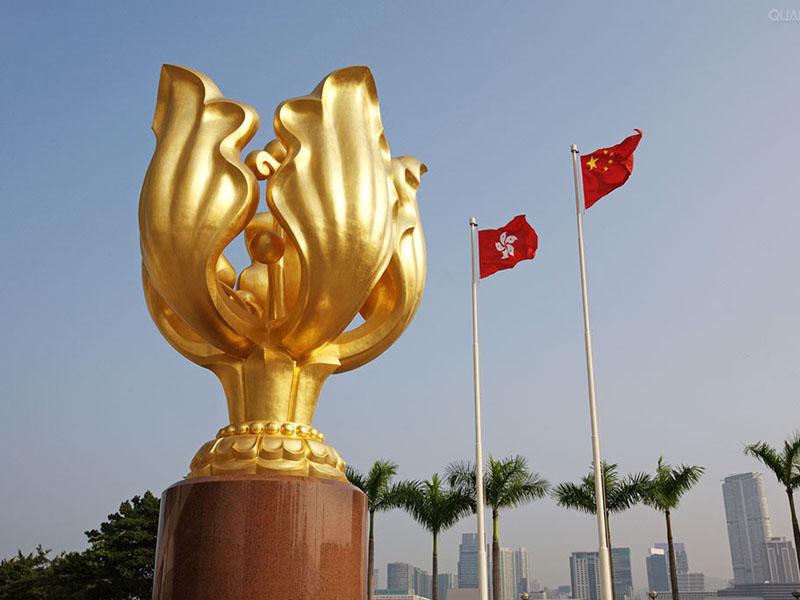 是时候该思考一下香港的定位了? |纽威评论 #香港故事 #就是聊政治!
