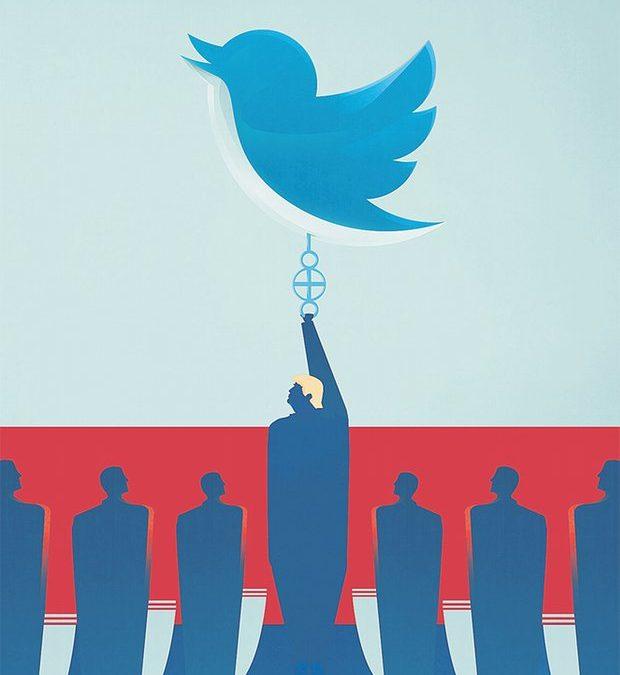 Twitter治国,网络自由与反动时代 | #过去七天你该认知的世界 Episode 10