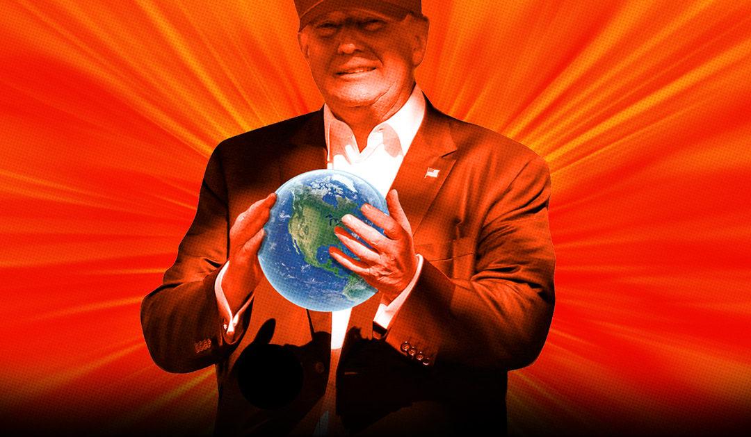 中美博弈,外交新局和人类未来 | #过去七天你该认知的世界 Episode 12