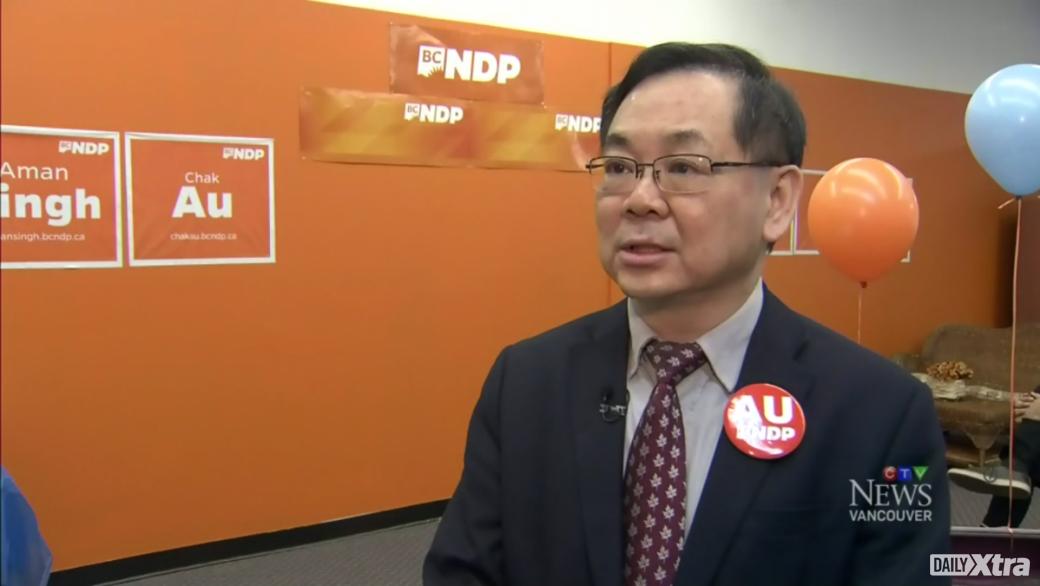 区泽光:我不是左派政治人物 | 纽威评论 #加拿大 #BC省选