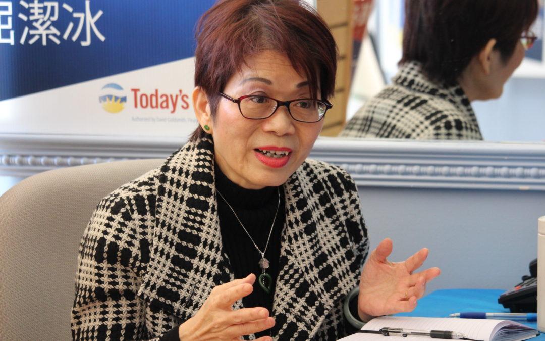 屈洁冰谈论新民主党以及华人该怎么投票 | 纽威评论 #加拿大 #BC省选