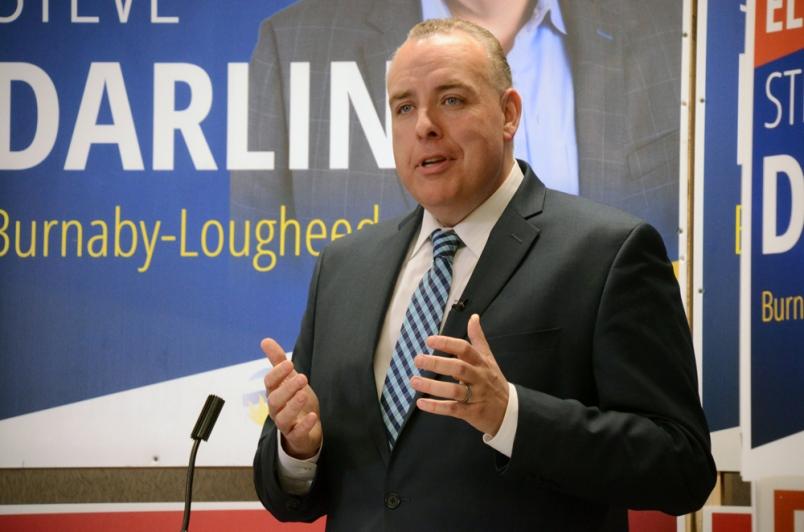 Steve Darling: 关于油管问题 | 纽威评论 #加拿大 #BC省选
